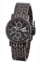 Aatos Automatic Black Plated Stainless Steel Black Dial DiegoBBB