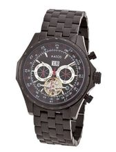 Aatos Automatic Black Plated Stainless Steel Black Dial HakobBBB