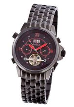 Aatos Automatic Rubies Black Stainless Steel Black Dial JaakkoBBBR