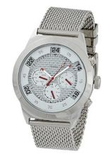 Aatos Automatic Stainless Steel Carbon Fiber Face White Dial WedusSSW