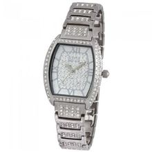 Aatos Quartz Swarovski Stones Silver Plated Brass Unisex JuliusS