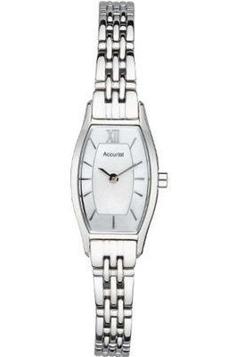 Accurist LB1282 Ladies Core Silver