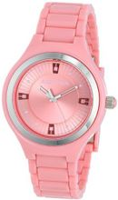 Activa By Invicta AA201-002 Pink Dial Pink Plastic