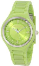 Activa By Invicta AA201-005 Lime Green Dial Lime Green Plastic