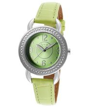 Green Dial Green Leatherette