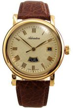 Adriatica Gents Leather 1023.1231Q