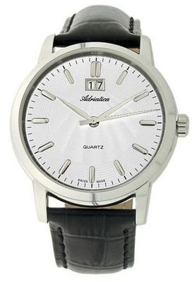 Adriatica Gents Leather 8161.5213Q