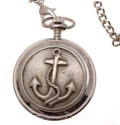 Anchor pocket pewter fronted mechanical design 69