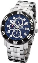 Alpine Mountaineer Grand Combin SB-BRC Chronograph for Him Solid Case
