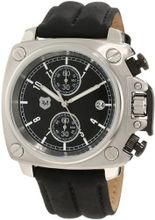 Andrew Marc A10102TP Heritage Cargo 3 Hand Chronograph