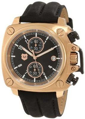 Andrew Marc A10103TP Heritage Cargo 3 Hand Chronograph