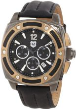 Andrew Marc A11006TP G III Bomber 3 Hand Chronograph