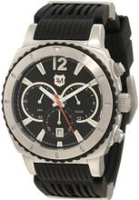 Andrew Marc A11204TP Heritage Scuba 3 Hand Chronograph