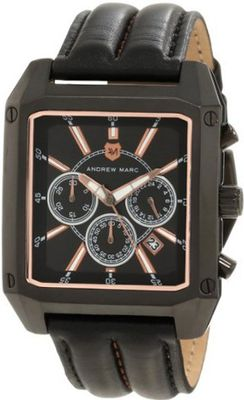Andrew Marc A11301TP Club Patrol 3 Hand Chronograph