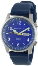 Android AD267BBUL Octopuz Automatic Blue Dial