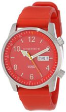 Android AD267BRL Octopuz Automatic Red Dial
