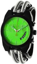 Android AD430BKGR Hydraumatic Chrono Green Dial