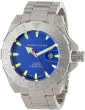 Android AD442BBU Divemaster Silverjet 500 Automatic Blue