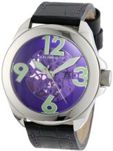 Android AD478APU Concept T 2 Skeleton Automatic Purple Domed Crystal