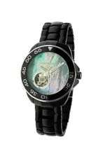 Android  Divemaster Mystic Automatic Mother-of-Pearl Open Heart Ceramic