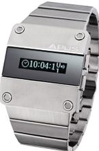 APUS Beta Steel Attraction AP-BT-WT-SV-F OLED for  Second Time Zone