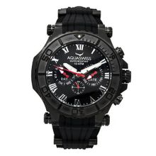 Aquaswiss 39G5002 Bolt Multifunction Swiss Black Ion Stainless Steel Case