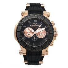 Aquaswiss 39G5005 Bolt Multifunction Swiss Rose Gold Stainless Steel Case