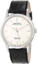 Armand Nicolet 9670A-AG-P670NR1 L10 Limited Edition Stainless Steel Classic Hand Wind