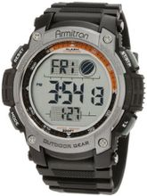 Armitron Sport 40/8252BLK Black Digital Chronograph