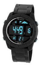 Armitron Sport 40/8253BLK Black Rubber Digital Chronograph