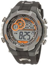 Armitron Sport 408188GMG Chronograph Gray and Black Digital