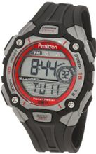 Armitron Sport 408190RED Red Accented Digital Chronograph