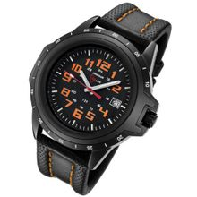 Armourlite ColorBurst Shatterproof Scratch Resistant Glass Orange Tritium 10 Year Battery AL206