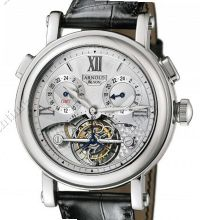 Arnold & Son Grand Complications GMT II Tourbillon