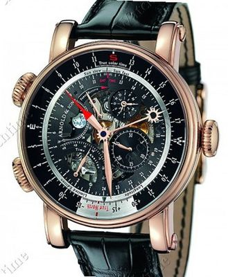 Arnold & Son Grand Complications True North Perpetual Skeleton