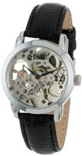 August Steiner AS8033SS Skeleton Automatic Strap