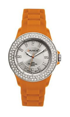 Avalanche 40mm Bliss Orange AV-107S-OR-40