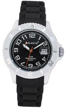 Avalanche 40mm Midnight White AV-1011-WH-40
