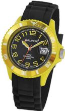 Avalanche 40mm Midnight Yellow AV-1011-YW-40