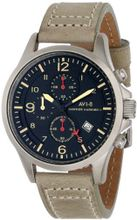 AVI-8 AV-4001-03 Hawker Harrier II Analog Japanese-Quartz Beige