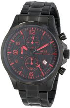 AVI-8 AV-4001-14 Hawker Harrier II Analog Japanese-Quartz Black
