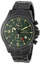 AVI-8 AV-4001-15 Hawker Harrier II Analog Japanese-Quartz Black