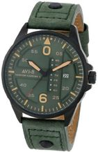 AVI-8 AV-4003-04 Hawker Harrier II Analog Japanese-Quartz Green