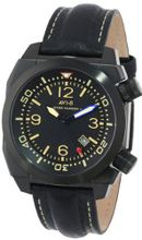 AVI-8 AV-4005-03 Hawker Harrier II Analog Japanese-Quartz Black