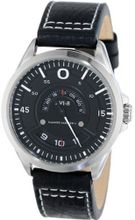 AVI-8 AV-4006-02 Hawker Harrier II Analog Japanese-Quartz Black