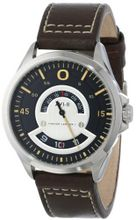 AVI-8 AV-4006-03 Hawker Harrier II Analog Japanese-Quartz Brown