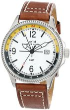 AVI-8 AV-4007-01 Hawker Hunter Analog Swiss-Quartz Brown