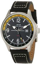 AVI-8 AV-4007-02 Hawker Hunter Analog Swiss-Quartz Black