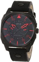 AVI-8 AV-4009-03 Hawker Hunter Analog Japanese-Quartz Black