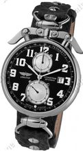 Aviator (Volmax/RU/Swiss) Chronograph 3133 Wings